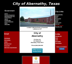 City Of Abernathy Company Profile Owler