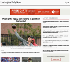 LA Daily News Competitors, Revenue and Employees - Owler
