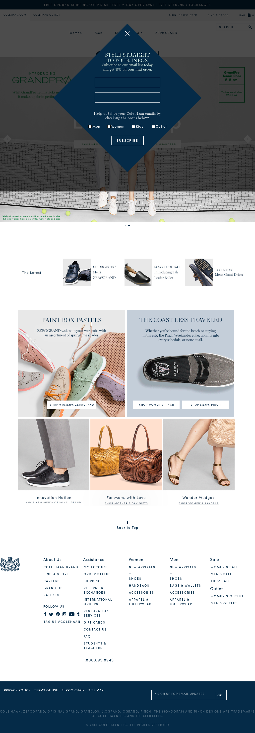 Cole Haan Competitors, Revenue and Employees - Owler Company Profile