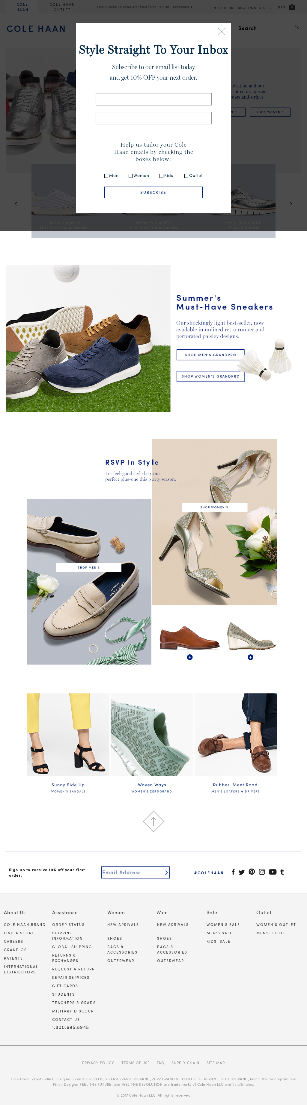 74bd1b0fe36 Cole Haan Competitors, Revenue and Employees - Owler Company Profile