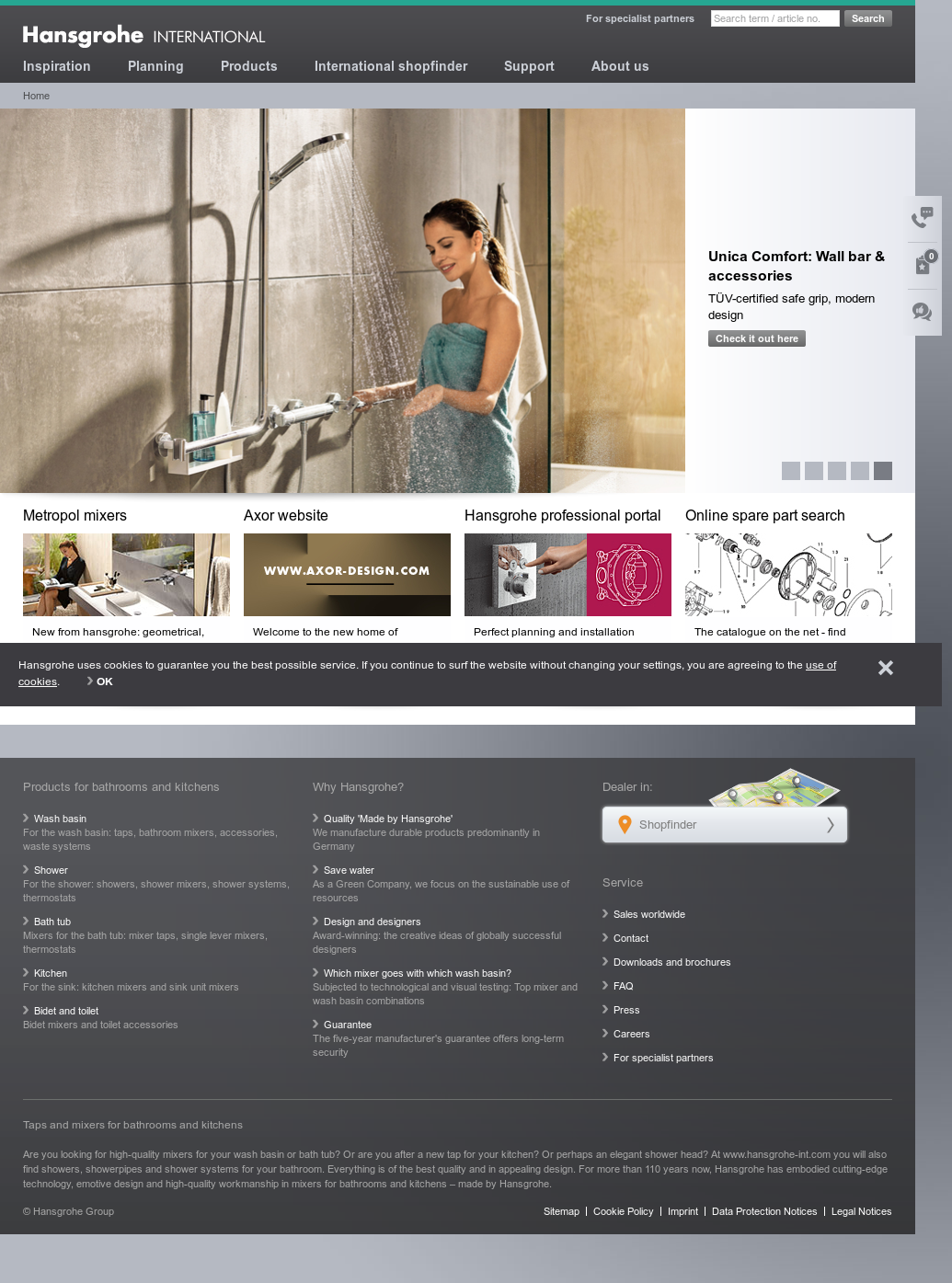 Hansgrohe Group Competitors, Revenue and Employees - Owler Company ...