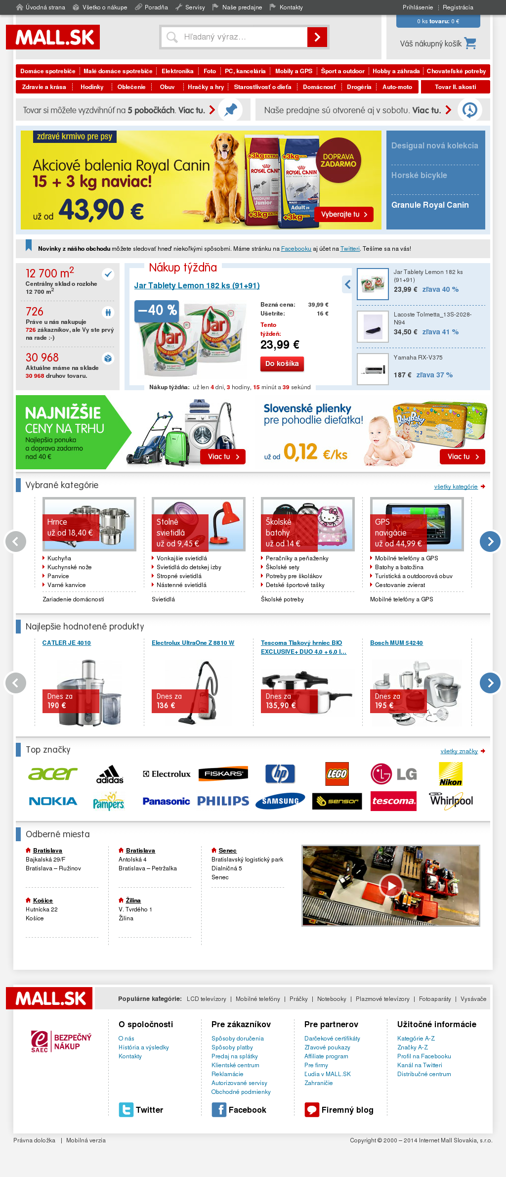 1b8f01285 Mall.sk Competitors, Revenue and Employees - Owler Company Profile