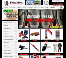 Karatemart Martial Arts Supplies Competitors, Revenue and