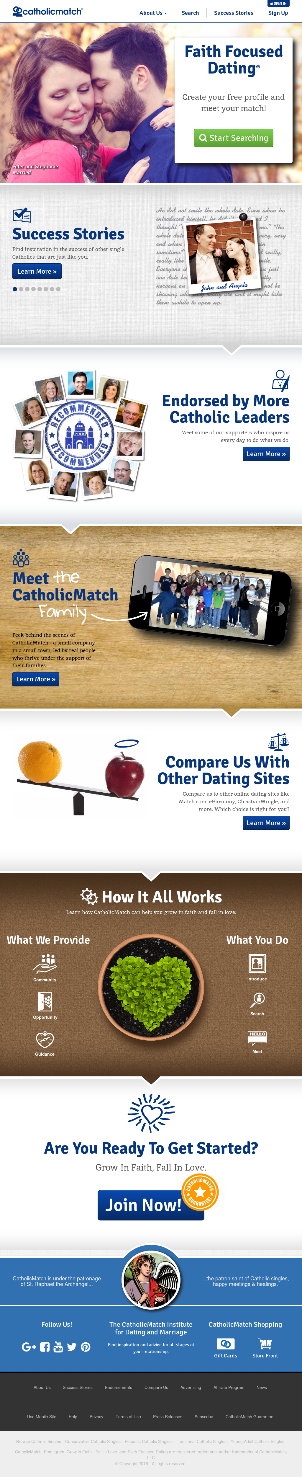Catholicmatch sign in