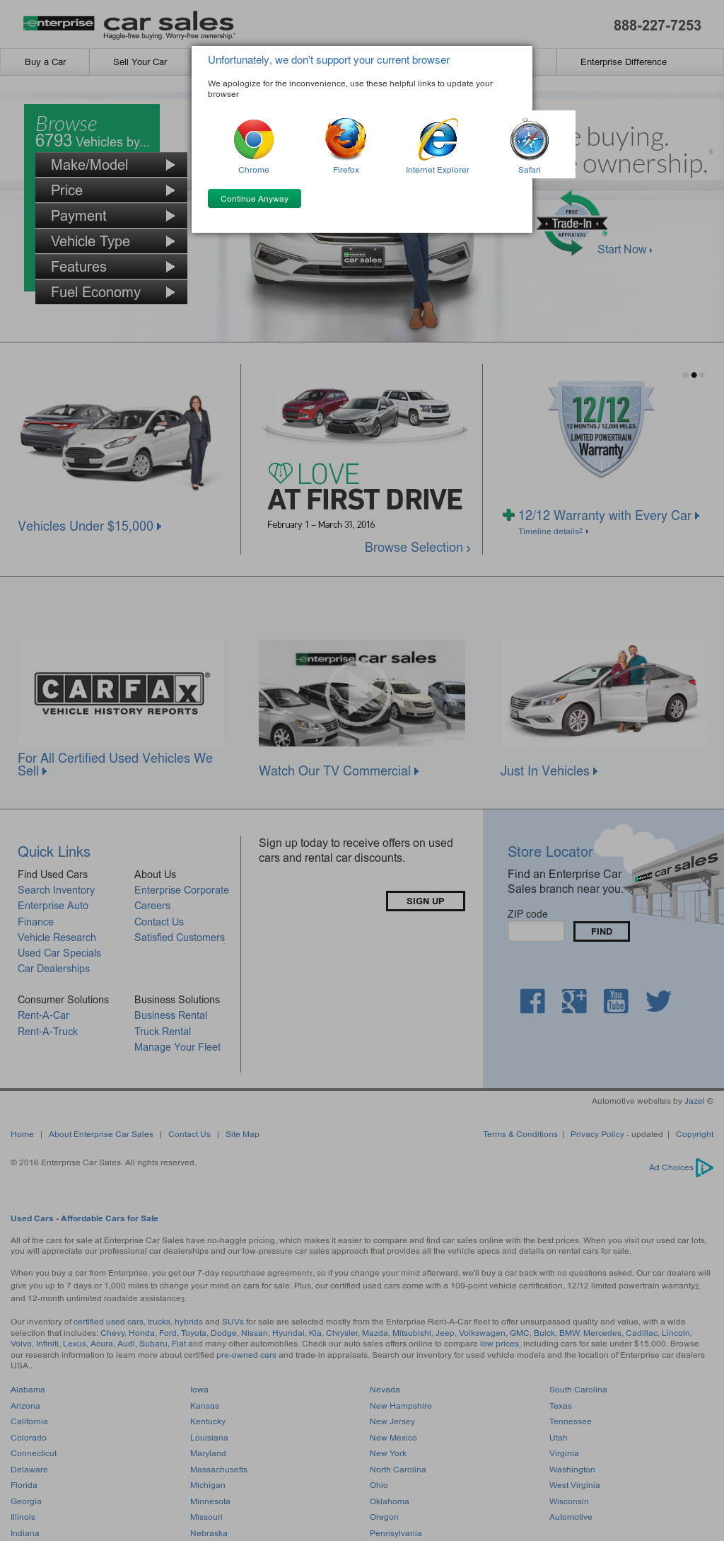 Enterprise Rent A Car In Long Island Ny