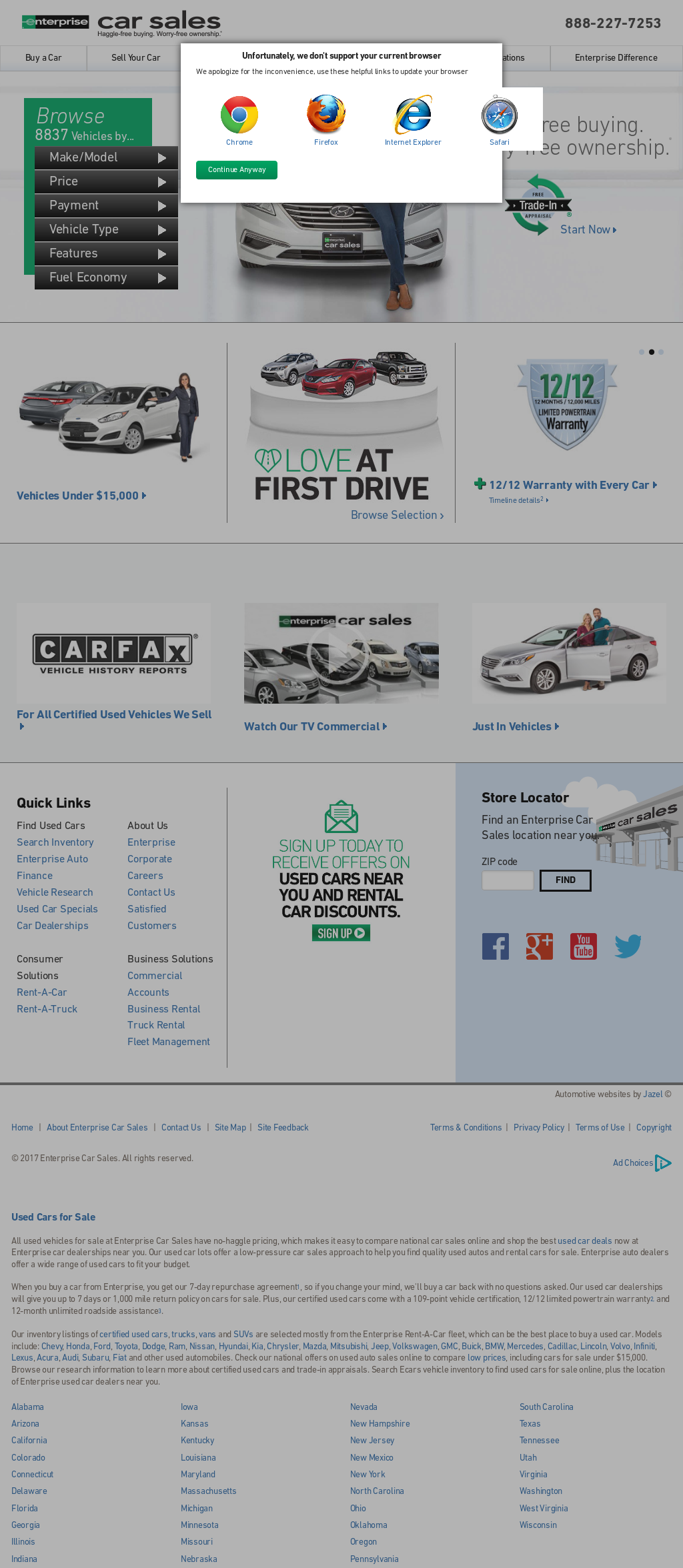 Enterprise Car Sales Competitors Revenue And Employees Owler