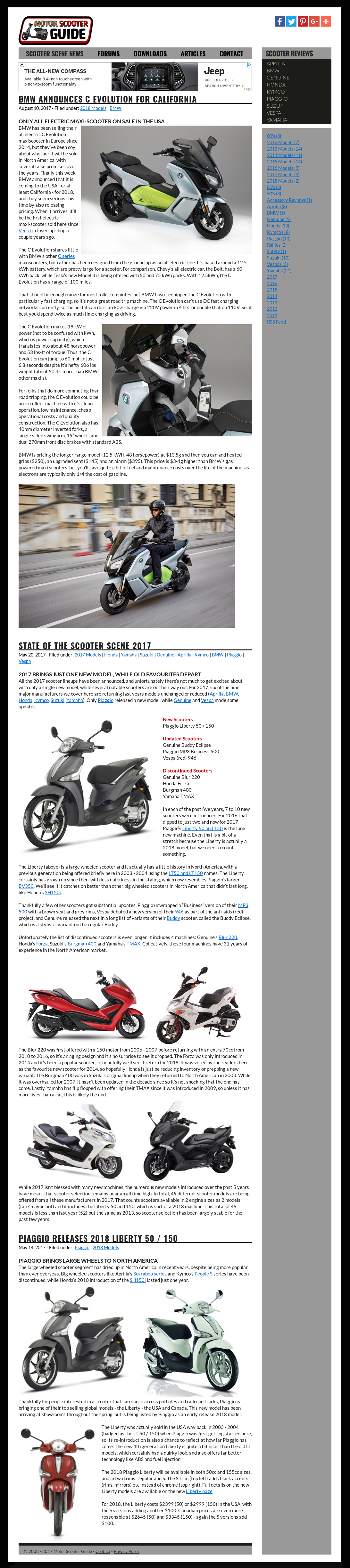 Motor Scooter Guide Competitors, Revenue and Employees - Owler