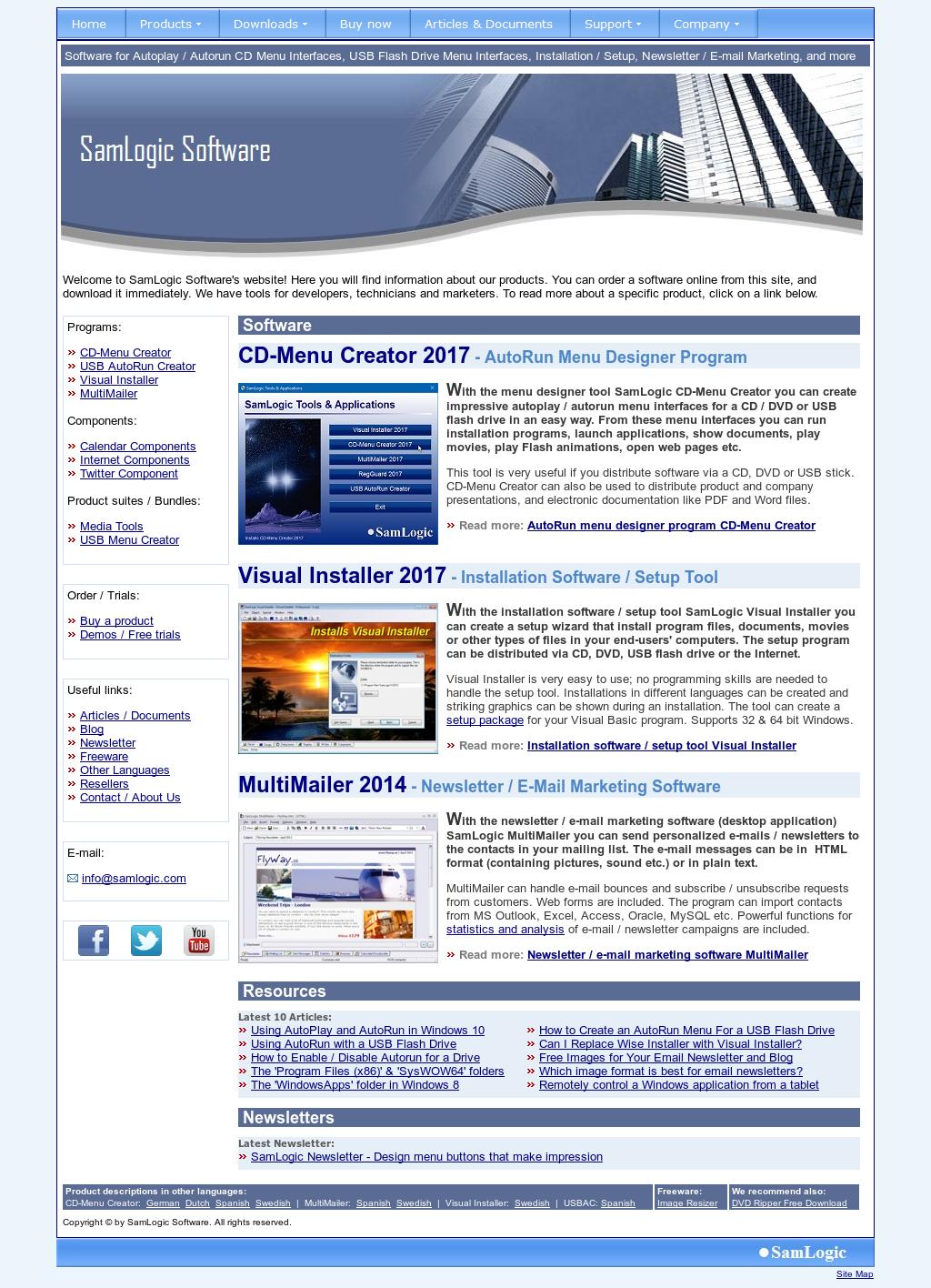 Owler Reports - Samlogic Software Blog Visual Installer: The