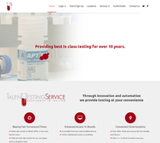 Talent Testing Service Compeors Revenue And Employees Owler Company Profile