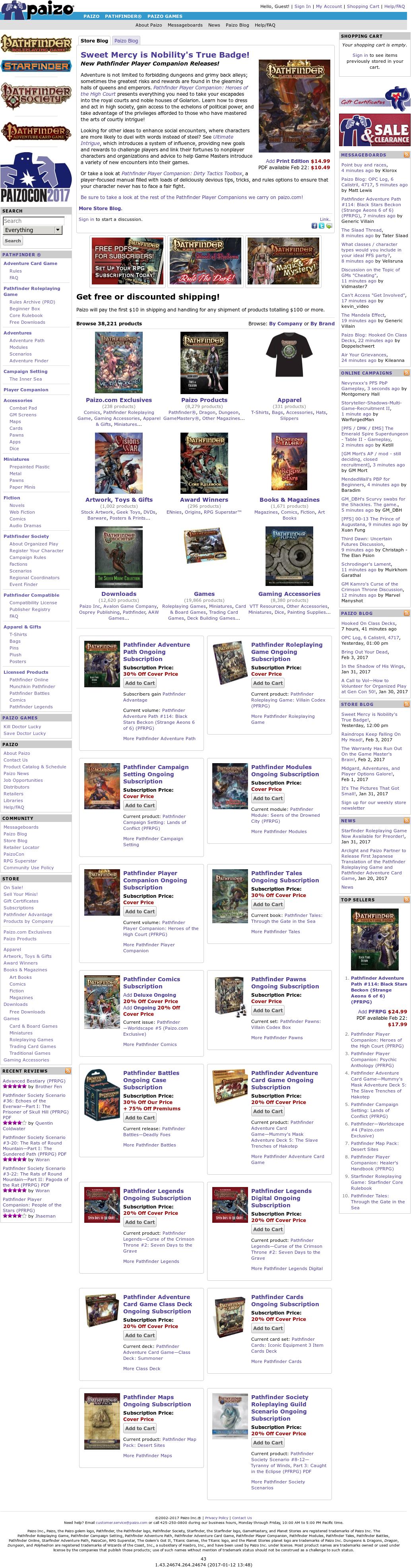 Paizo Competitors, Revenue and Employees - Owler Company Profile