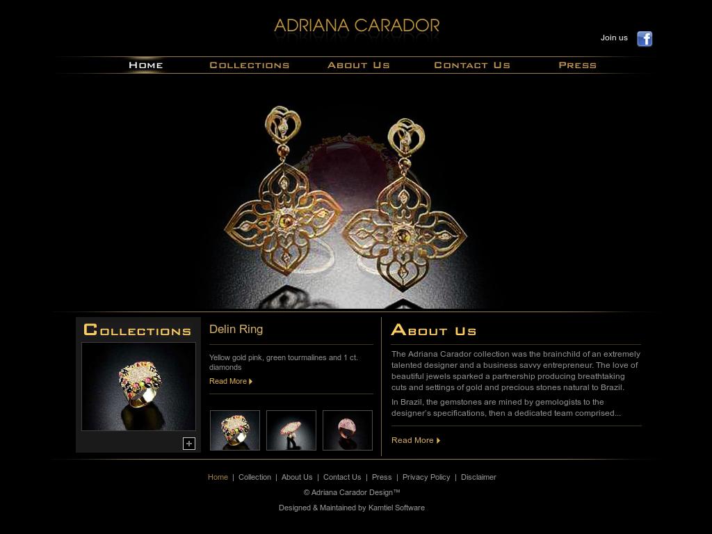 d75335fc70d Adriana Carador Design Competitors