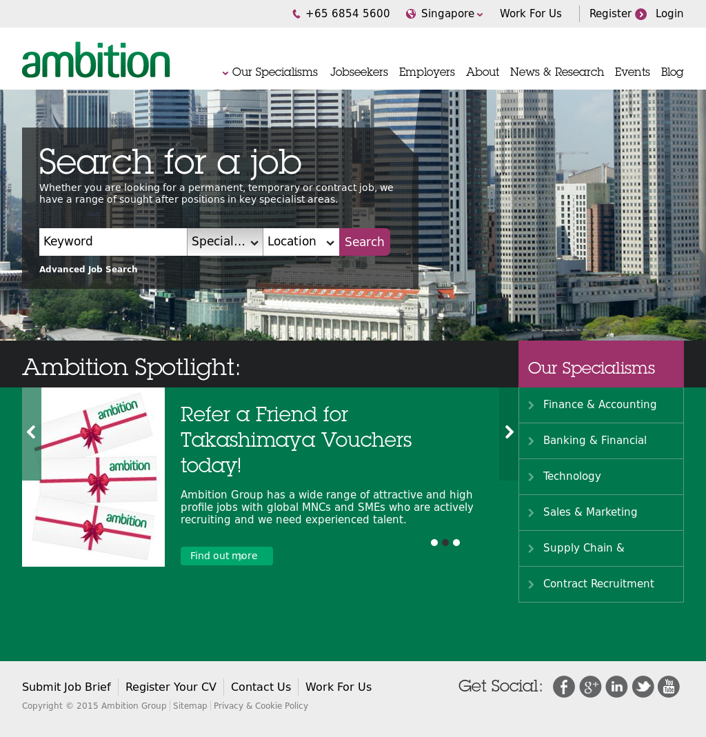 Ambition Group Competitors, Revenue and Employees - Owler