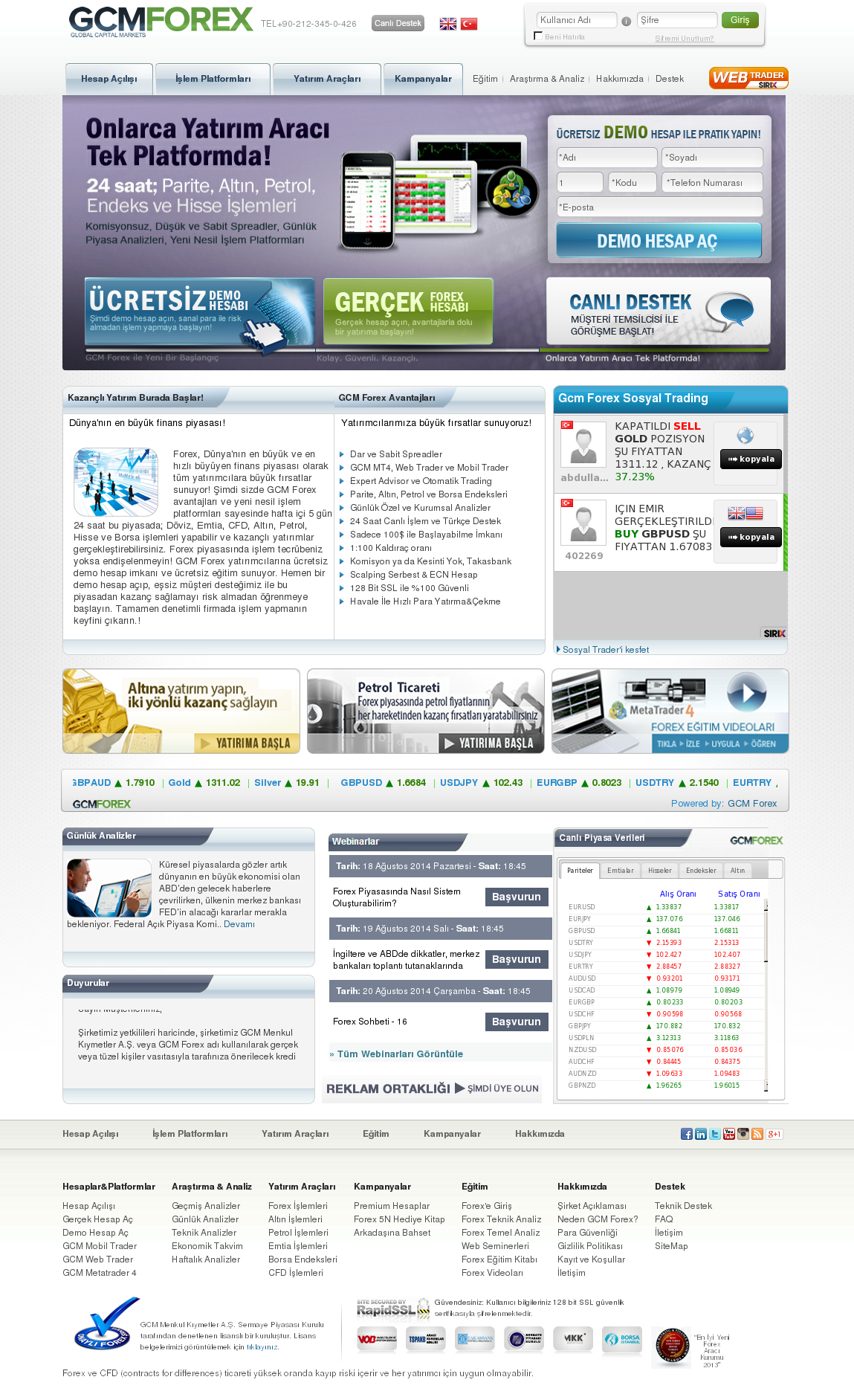 Gcm forex ceo of google forex 1 lot gold