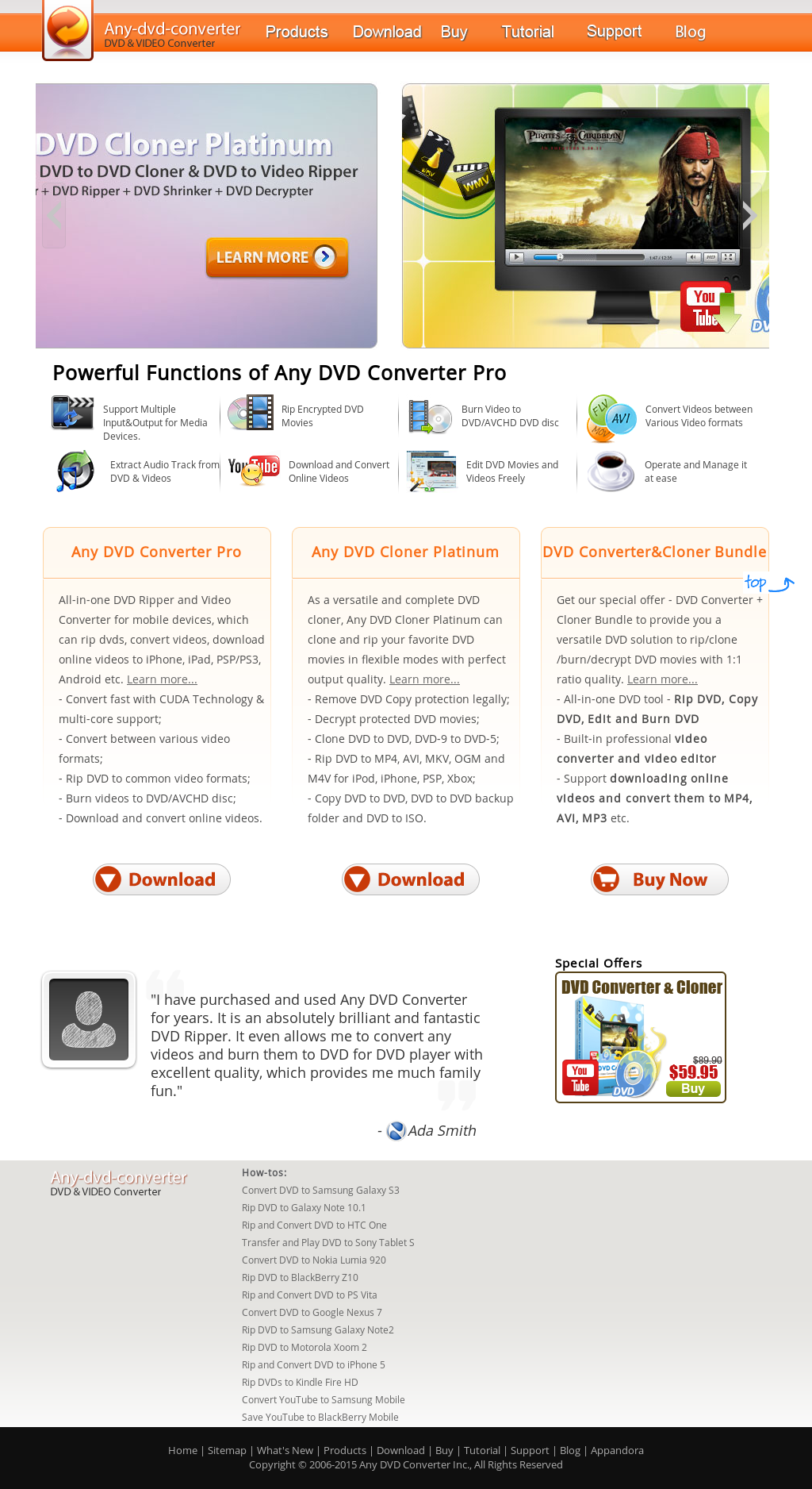Any Dvd Converter Competitors, Revenue and Employees - Owler