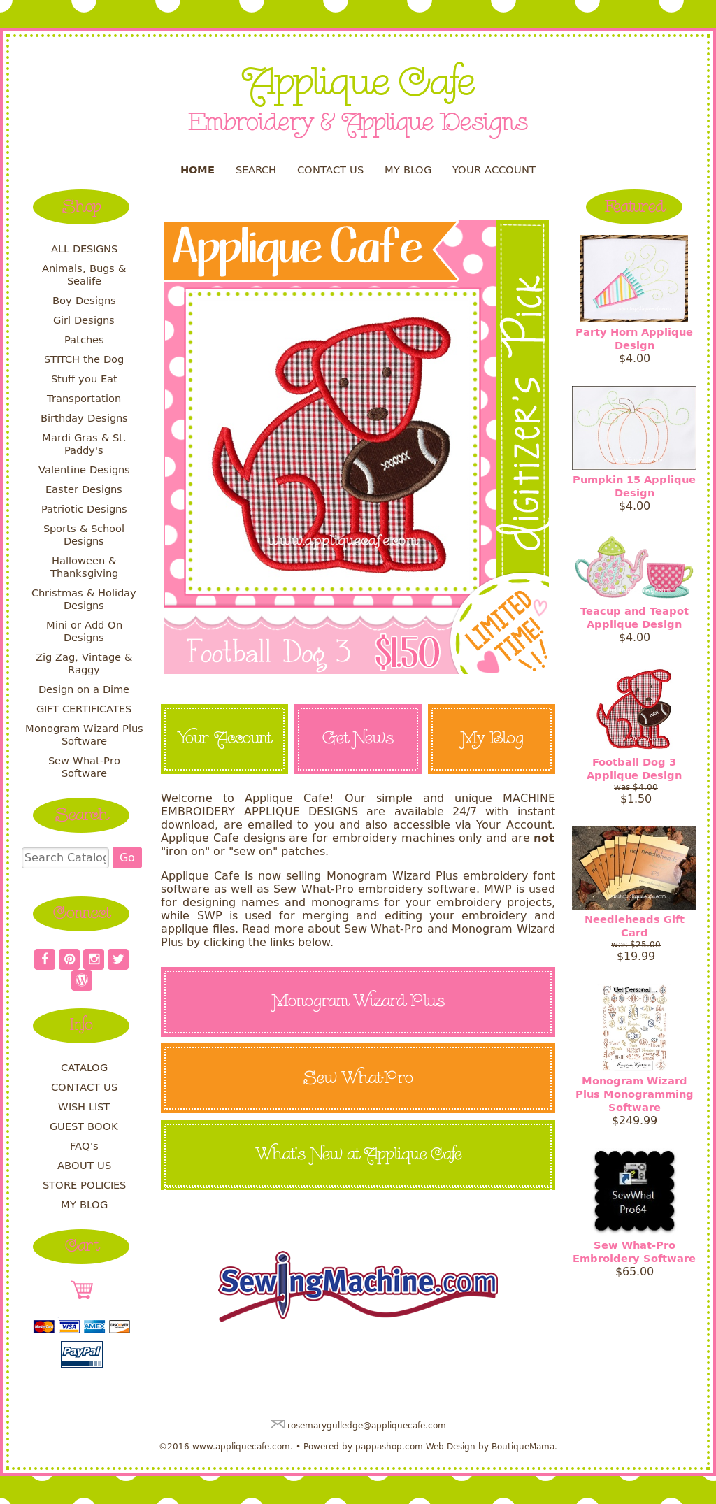 Applique Cafe Competitors, Revenue and Employees - Owler Company Profile