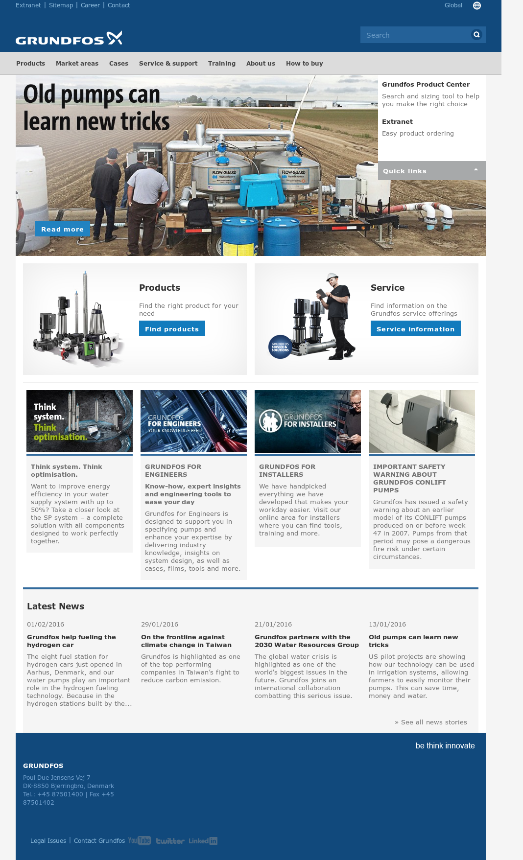 Grundfos Competitors, Revenue and Employees - Owler Company