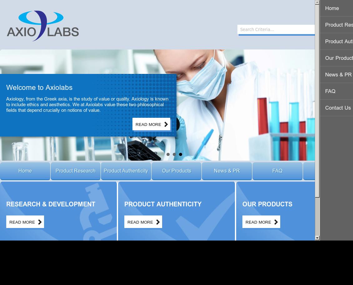 Axiolabs greece thaiger pharma reviews on wen