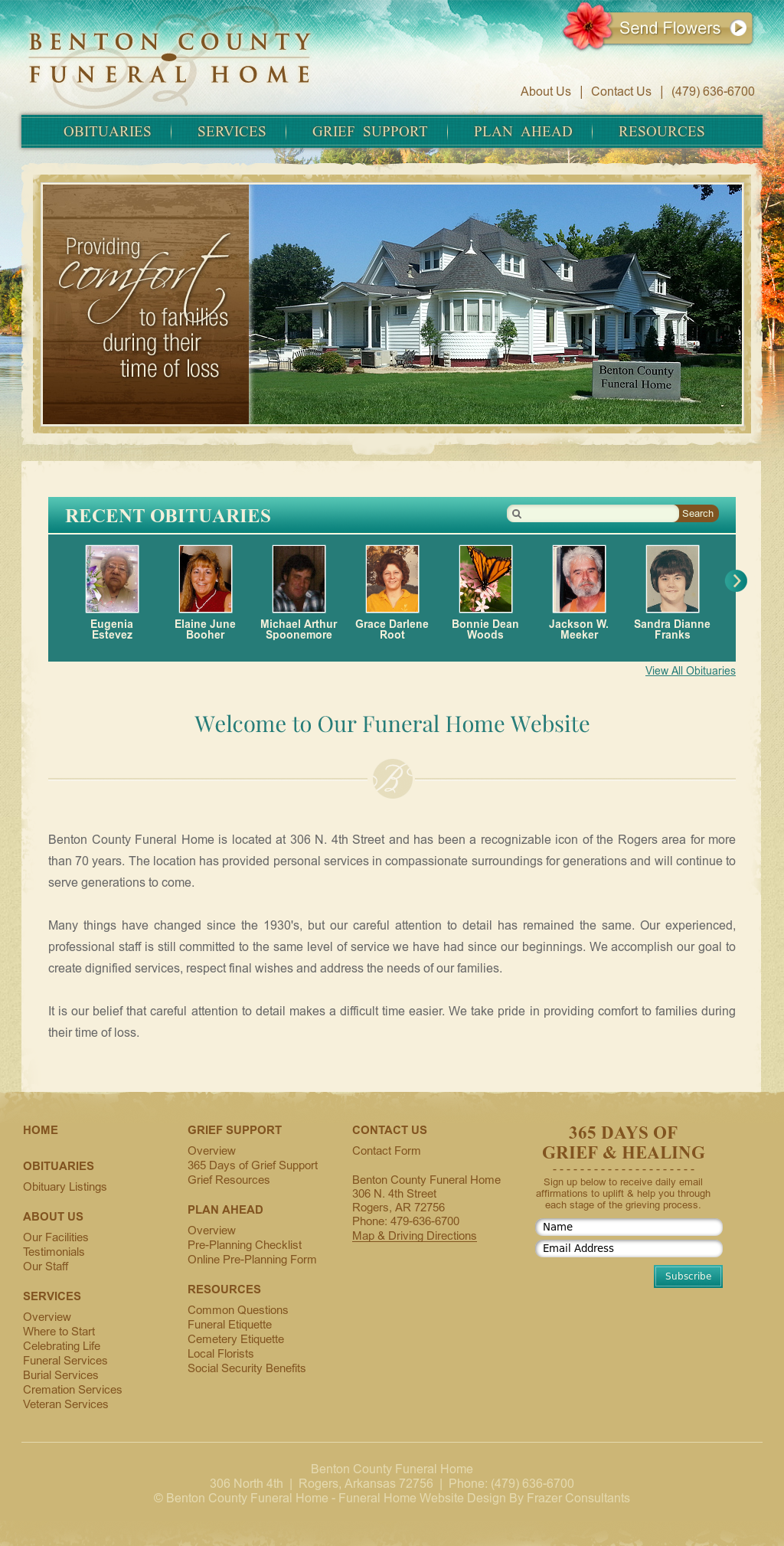 Benton County Funeral Home Competitors, Revenue and Employees ...