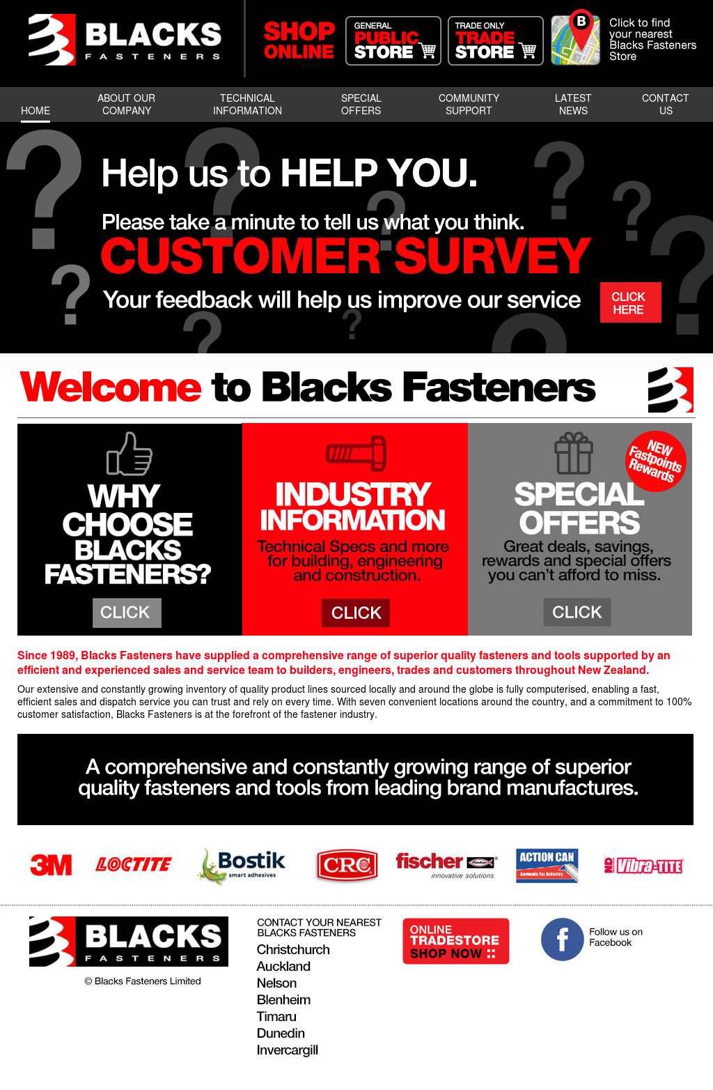 Blacks Fasteners Competitors, Revenue and Employees - Owler Company
