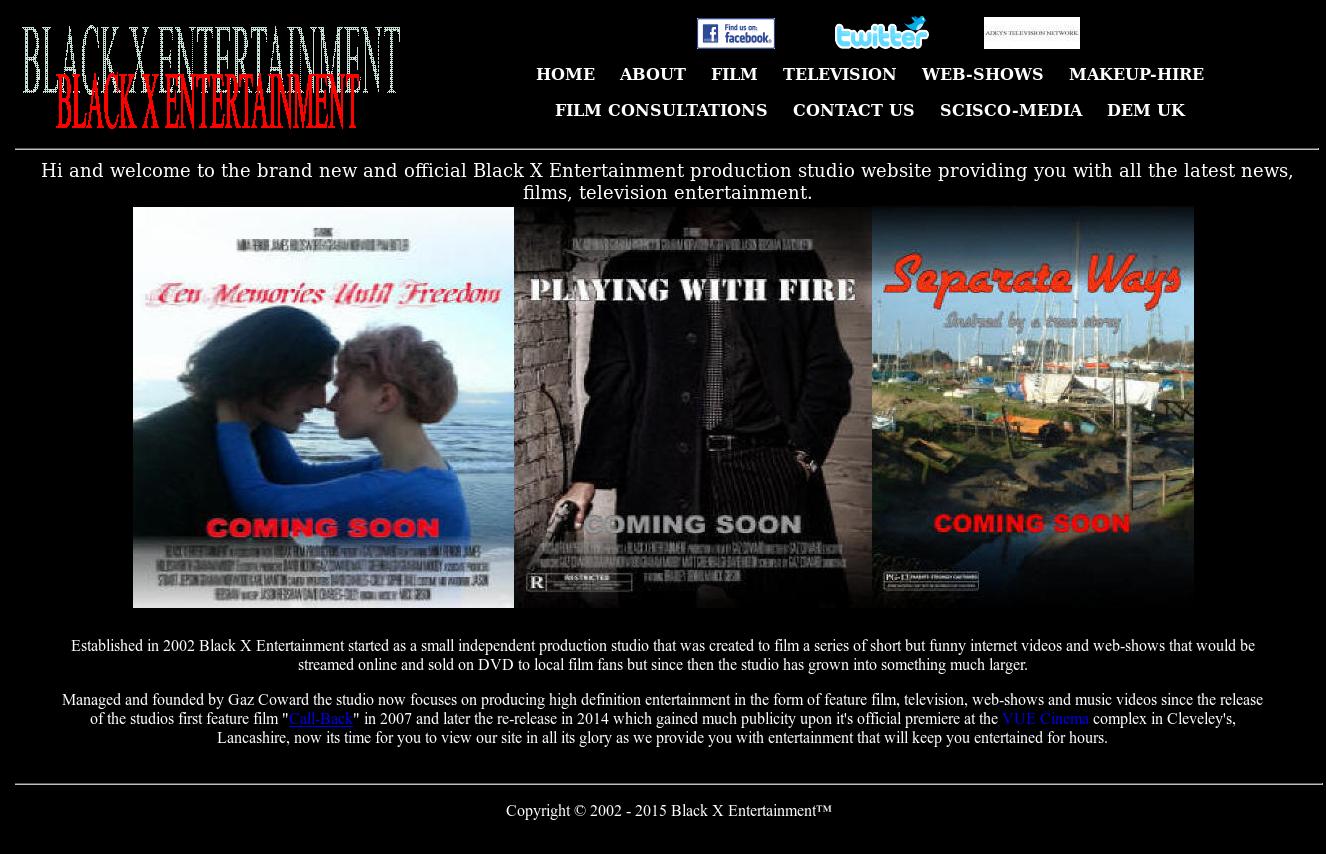 Black Entertainment News Websites