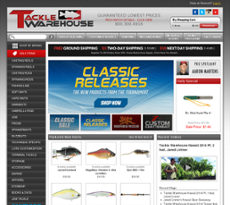 Tackle Warehouse Competitors, Revenue and Employees - Owler Company