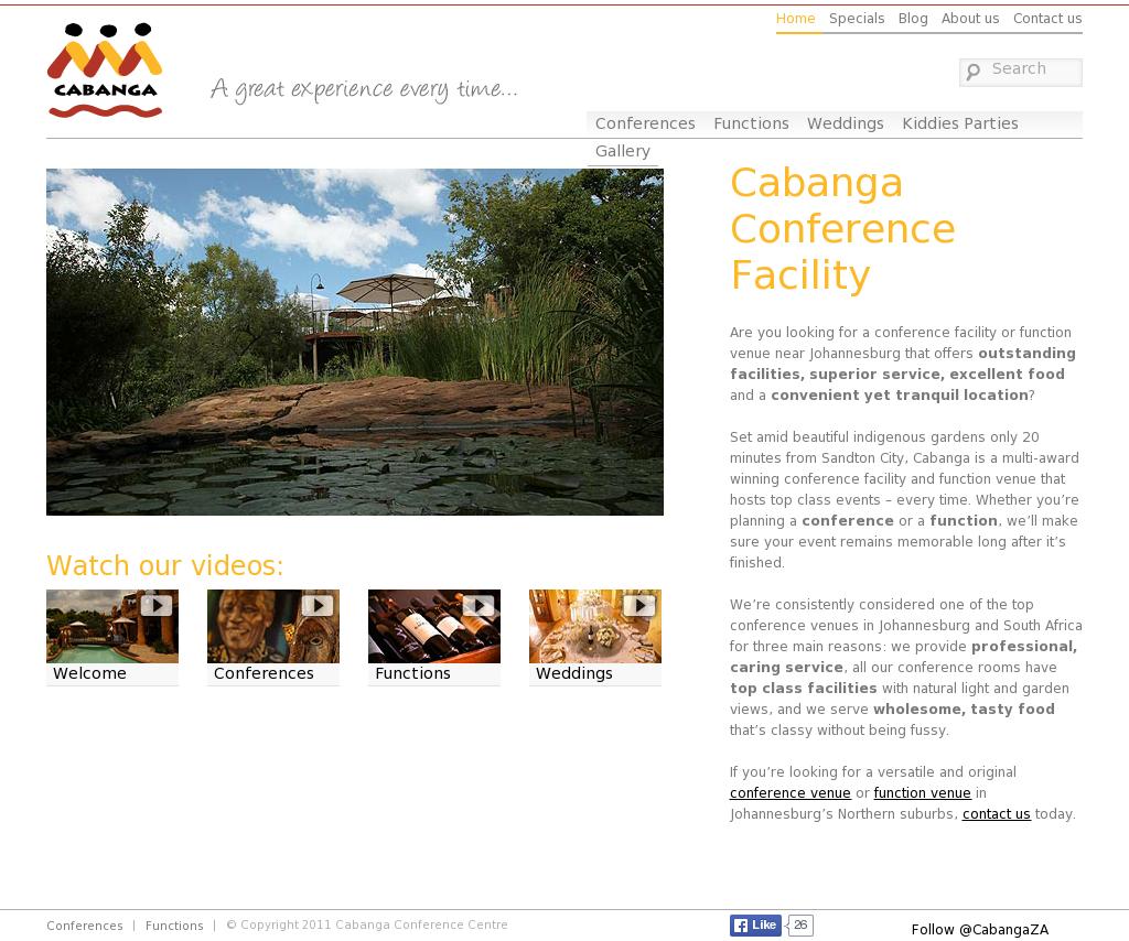 Cabanga online dating