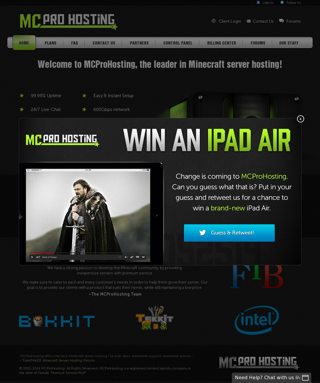 Mcprohosting Competitors, Revenue and Employees - Owler