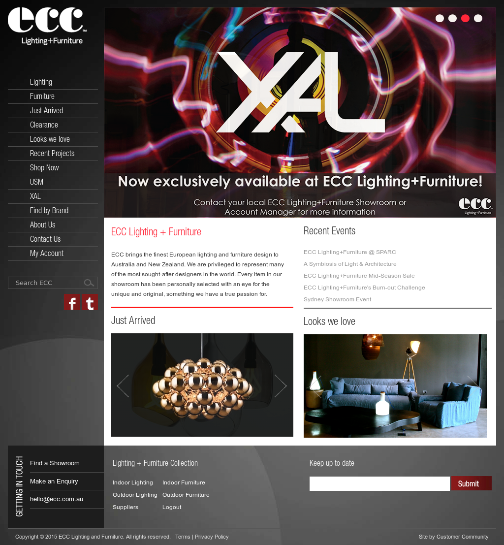 Ecc Lighting And Furniture Compeors Revenue