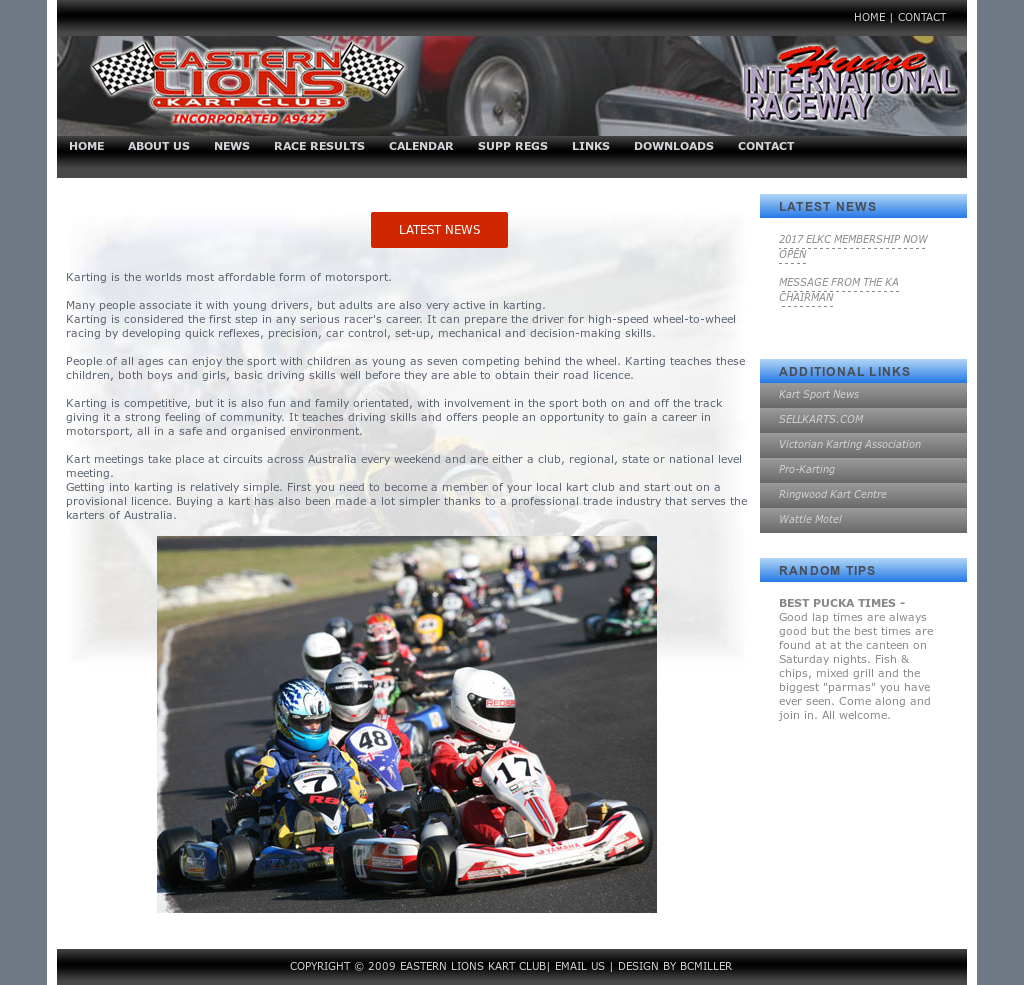 Eastern Lions Kart Club Competitors, Revenue and Employees - Owler