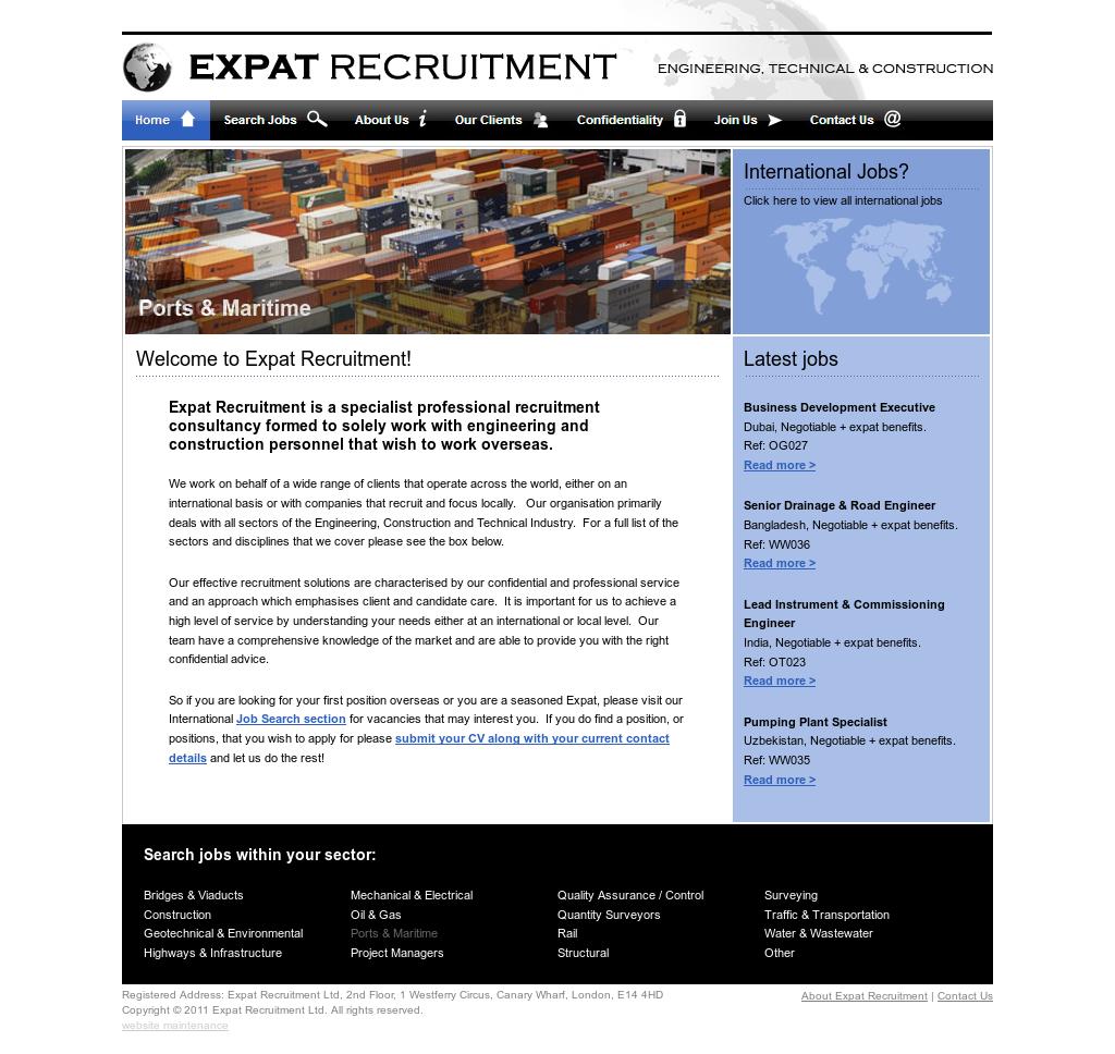 Expat Recruitment Company Profile - Revenue, Employees ...