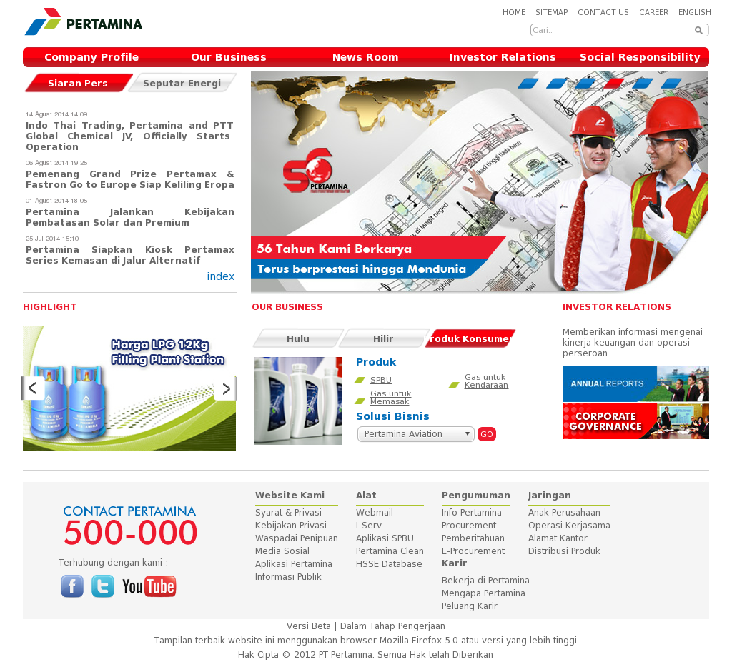 Pertamina Competitors, Revenue and Employees - Owler Company