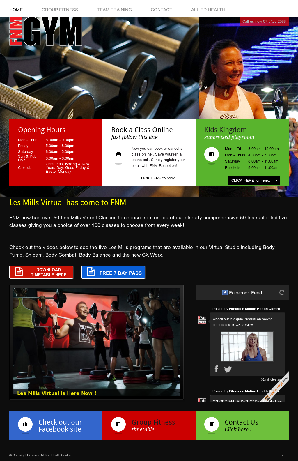 Fitness N Motion Health Centre Competitors, Revenue and