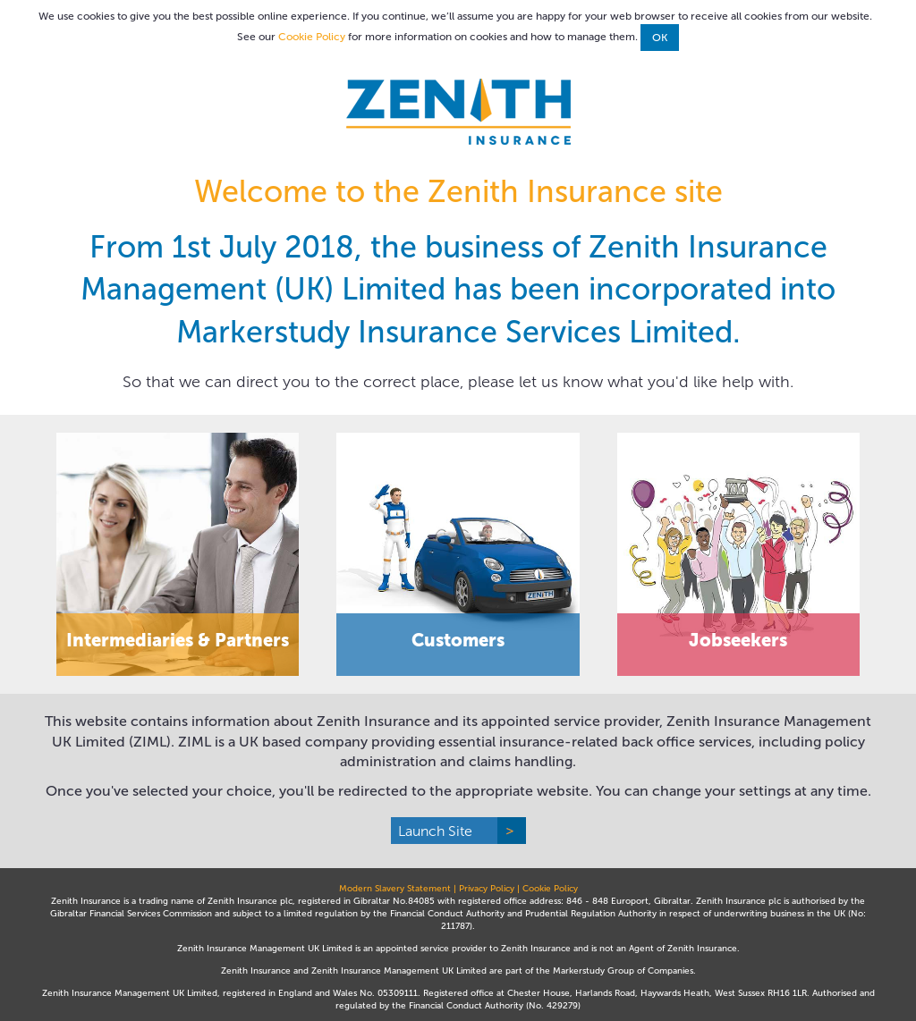 Zenith Insurance Plc Registered Office Competitors Revenue And