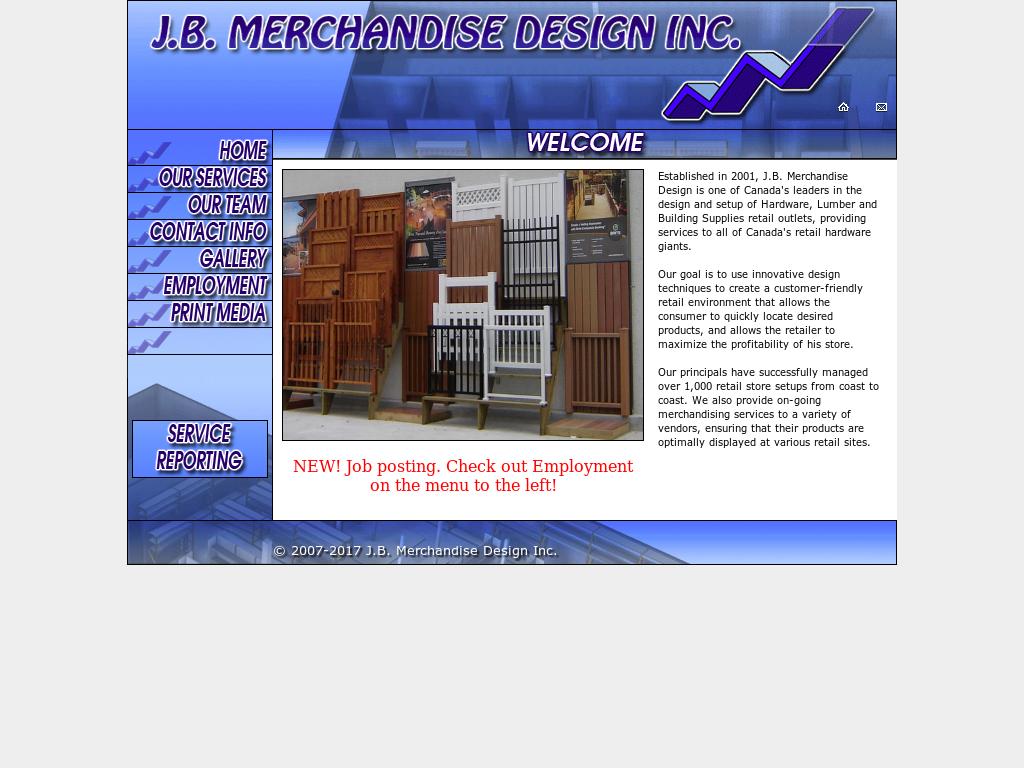 J b  Merchandise Design Competitors, Revenue and Employees - Owler