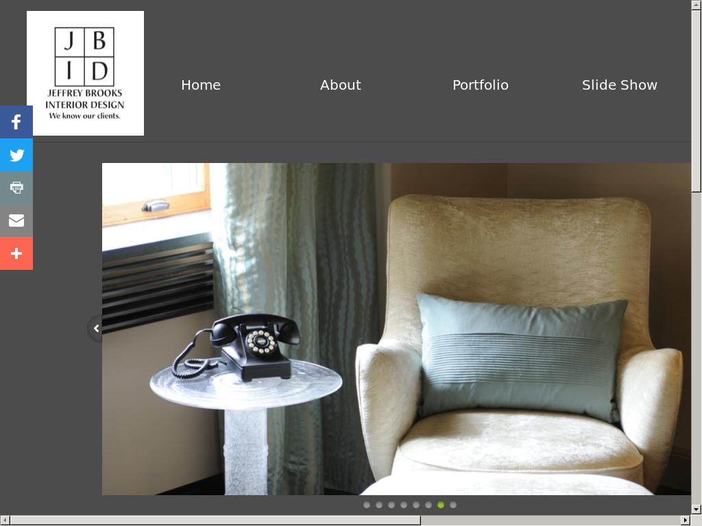 Jeffrey Brooks Interior Design Compeors Revenue And Employees Owler Company Profile