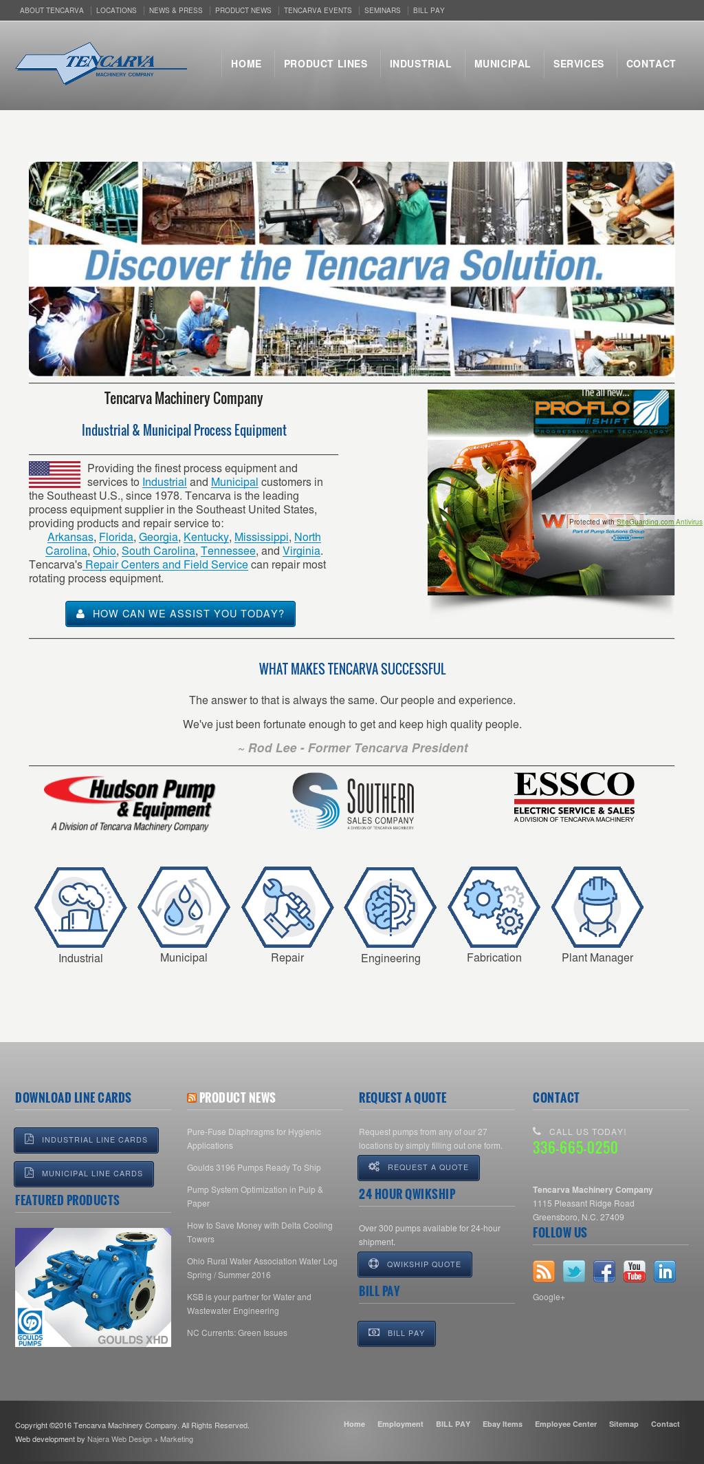 Tencarva Competitors, Revenue and Employees - Owler Company Profile