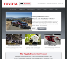 Toyota Motor Manufacturing Kentucky Company Profile Owler