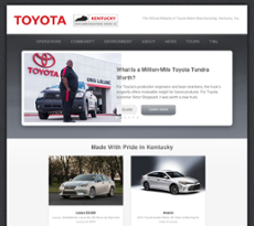 Toyota motor manufacturing kentucky company profile owler for Toyota motor company profile