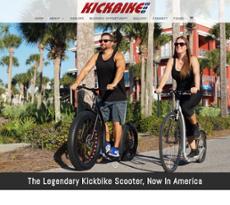 Content Of Kickbike America Competitors, Revenue and
