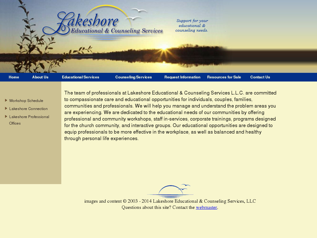 Therapy/Counseling Websites