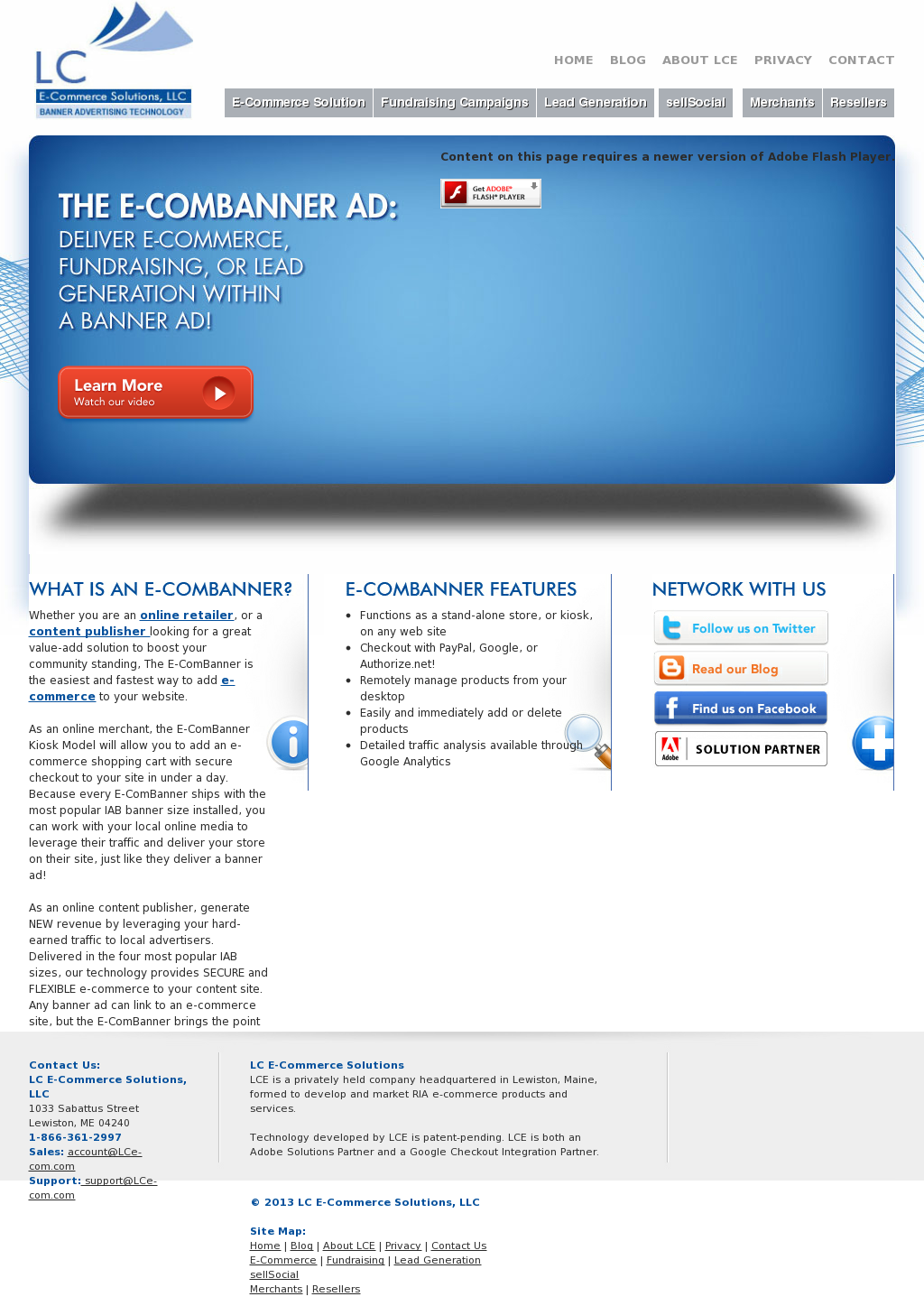 Lc E-commerce Solutions Competitors, Revenue and Employees