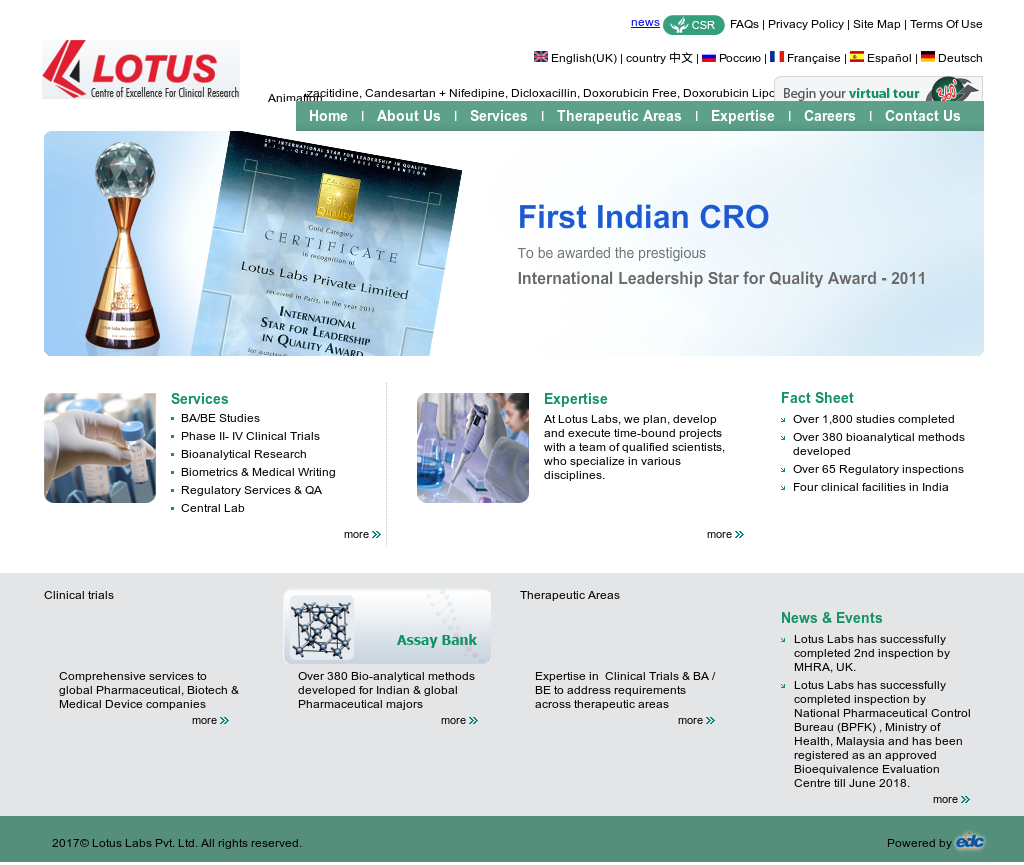 Lotus Labs Competitors, Revenue and Employees - Owler