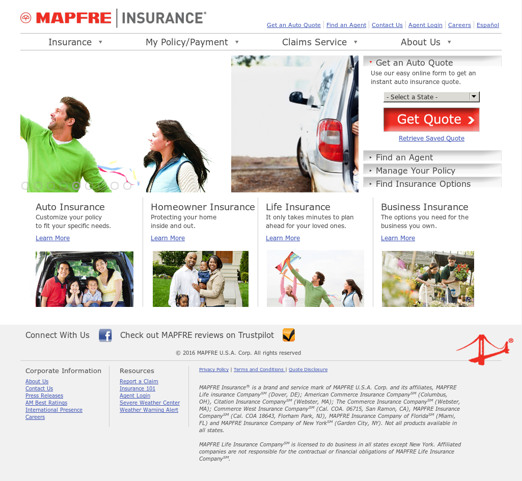 Mapfre Insurance Competitors Revenue And Employees Owler Company