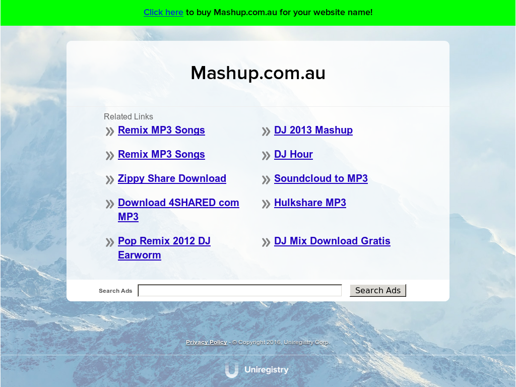MashUp Competitors, Revenue and Employees - Owler Company Profile