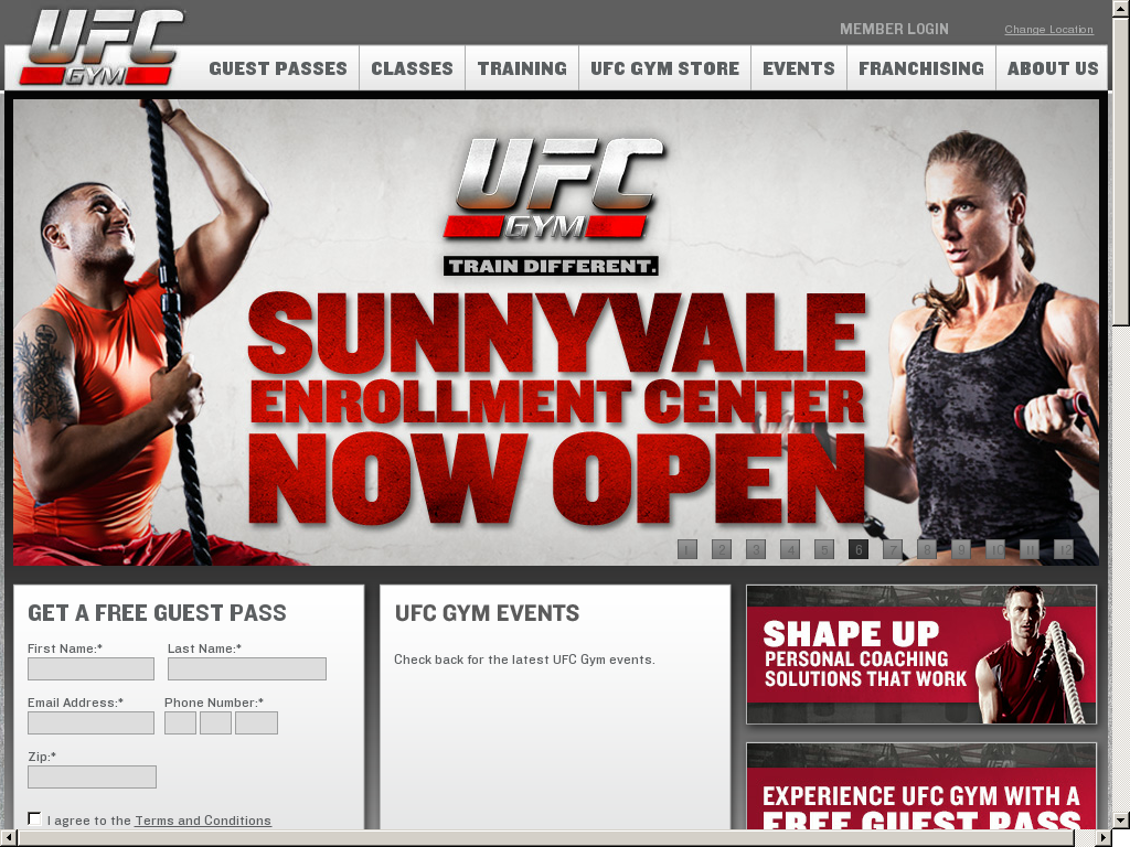 UFC Gym Competitors, Revenue and Employees - Owler Company Profile