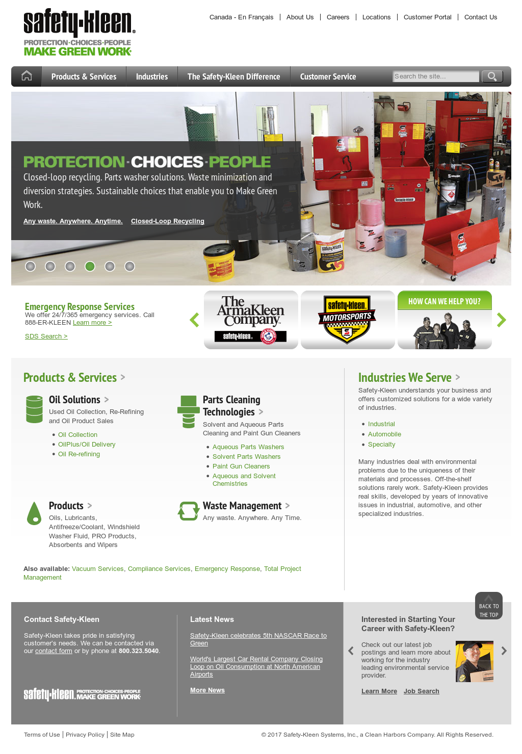 saftey kleen systems