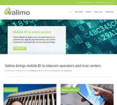 Valimo website history