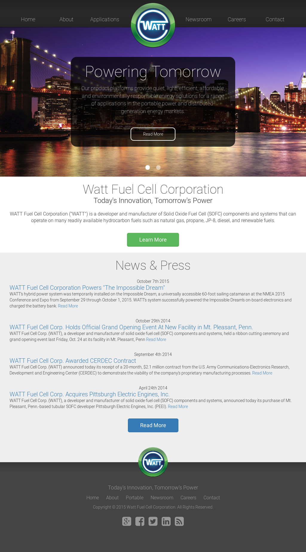 Wattfuelcell Competitors, Revenue and Employees - Owler