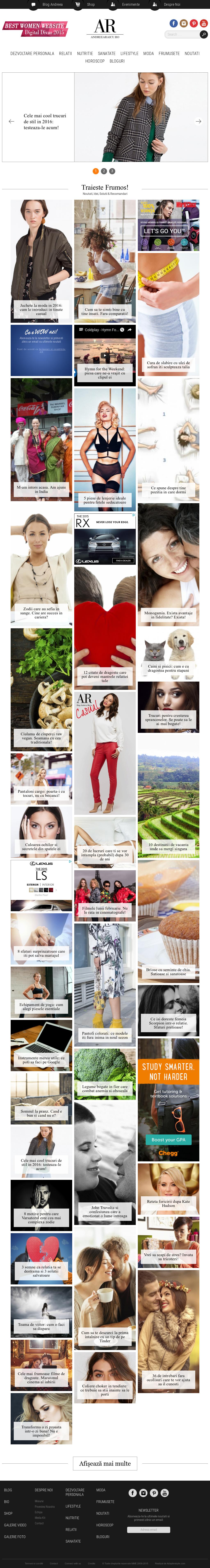 Ar The Stylish Network Revista Andreea Raicu Competitors Revenue