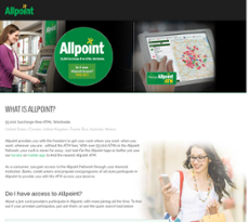 Allpoint Network Competitors, Revenue and Employees - Owler